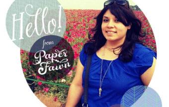 krista ganelon : paper fawn