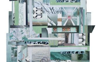 collage : seaglass