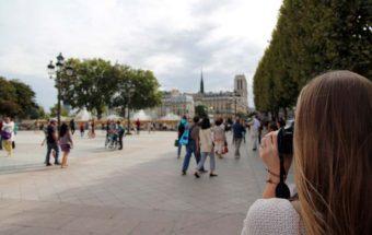 paris : hotel de ville