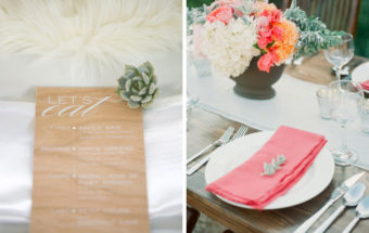 wedding : tablescape