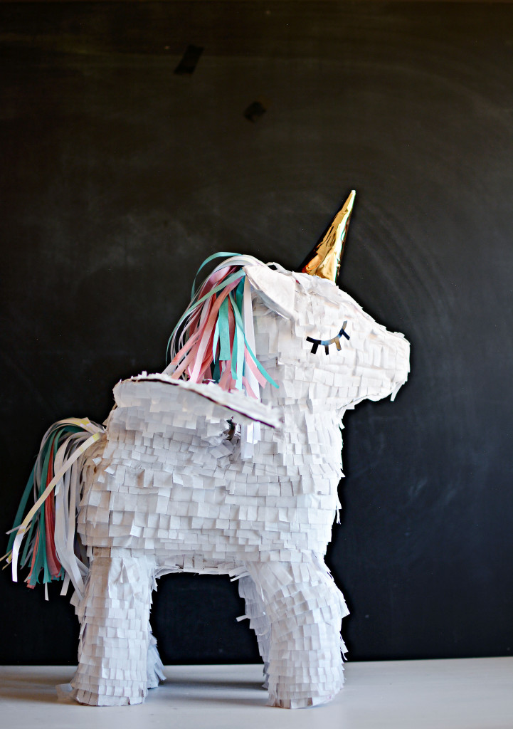 unicorn-inspired first birthday