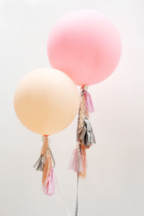 first birthday parties need geronimo balloons