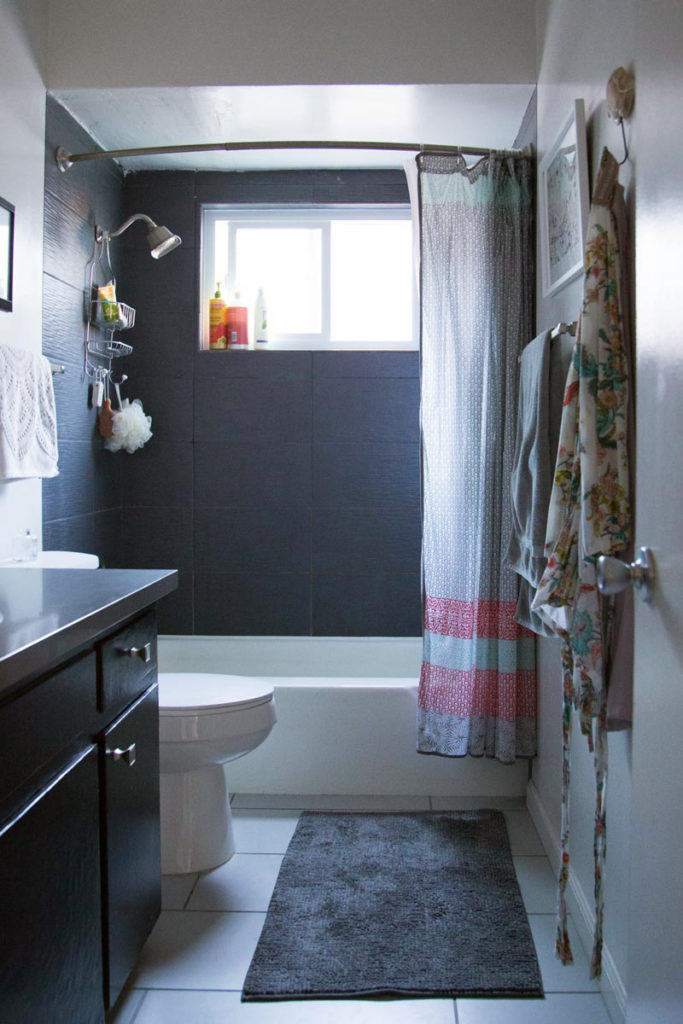 16 Soothing Spas And Saunas: North Park Home Tour : Bathroom / Spa Neutral Pastel Decor
