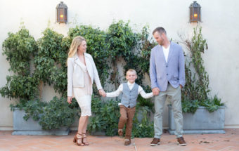 the harrison family : la jolla village