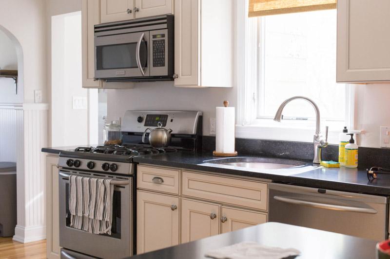 east coast craftsman kitchen