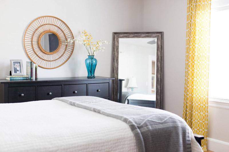 east coast craftsman bedroom