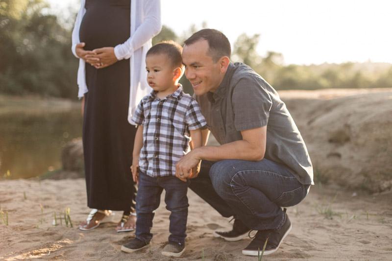san diego family photo session