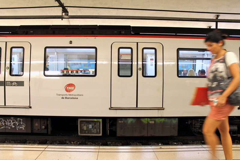 spain metro
